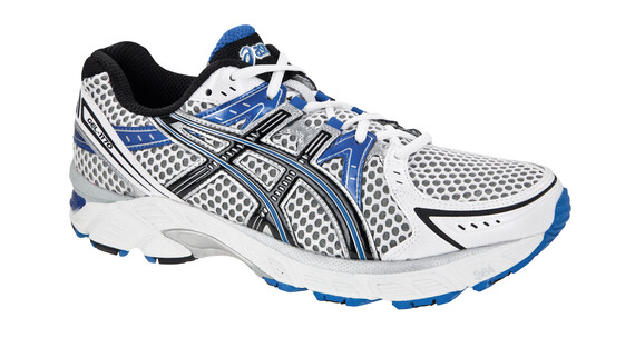 Asics Men's Gel 1170 white black true blue